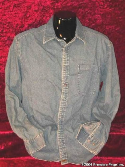 CONNIE & CARLA: Al's Denim Shirt