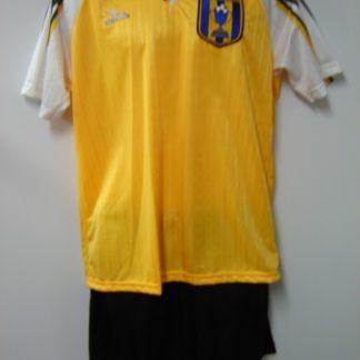 SISTERHOOD OF TRAVELING PANTS: Soccer Uniform 1