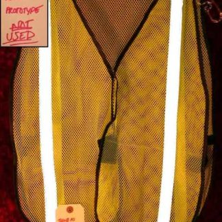 CAT IN THE HAT: THING 2'S PROTOTYPE REFLECTIVE VEST   1