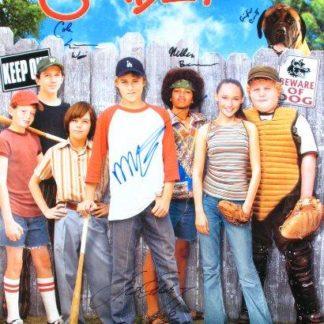 THE SANDLOT 2: Autographed Movie Poster No