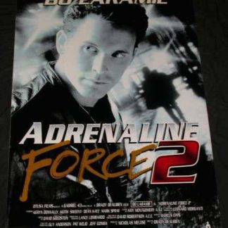 PAPARAZZI: Adrenaline Force 2 Poster Prop