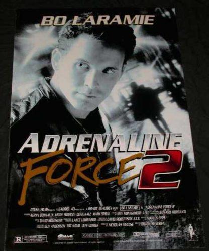 PAPARAZZI: Adrenaline Force 2 Poster Prop