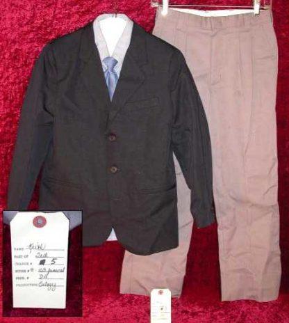 EULOGY: Ted's Screenworn Funeral Wardrobe