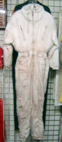 HOME ALONE 3: Alice Ribbons Dirty Jumpsuit