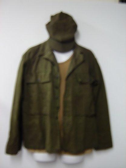 THE GREAT RAID: Lee's Aged Army Uniform