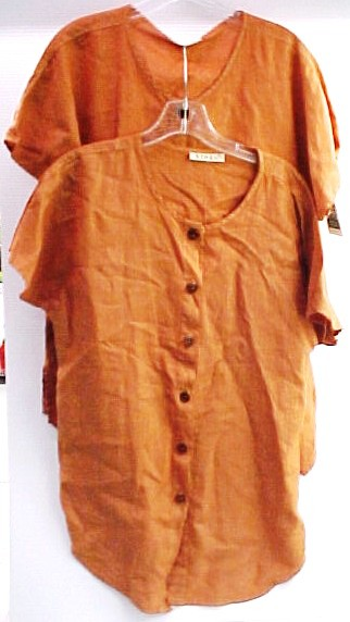 DEUCES WILD: Brenda's Shirts