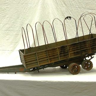 REIGN OF FIRE: Miniature Military Wagon   1