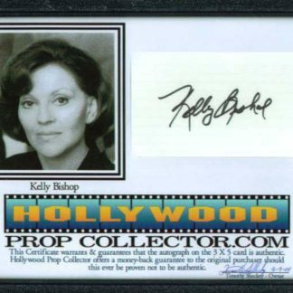 KELLY BISHOP: Framed