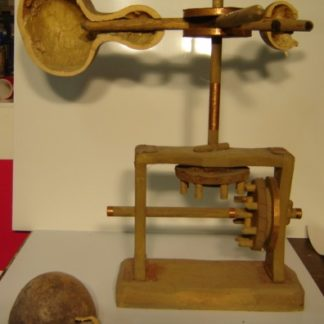 SCORPION KING: Philo's Wooden Pulley  1