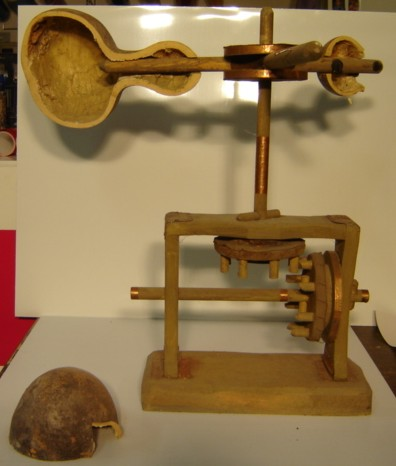 SCORPION KING: Philo's Wooden Pulley