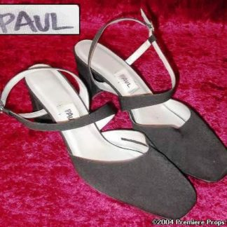 CONNIE & CARLA: Paul's High Heel Shoes 1