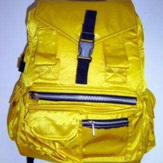 HOW HIGH: Yellow Backpack 1