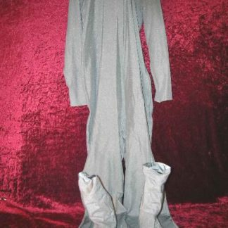 SCARY MOVIE 3: Grey Alien Suit & Rip Curl Shoes   1