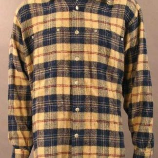 ARE WE THERE YET?: Big Al's Flannel Shirt  1