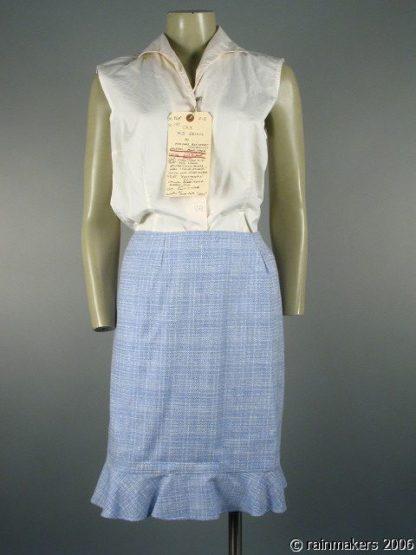HOOT: Mayor Assistant's (B.J. Grieco) Top & Skirt