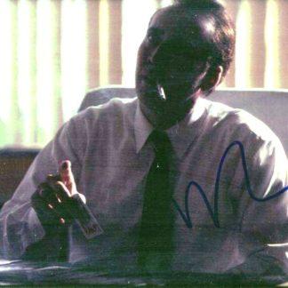 NICOLAS CAGE: Autographed 8 1