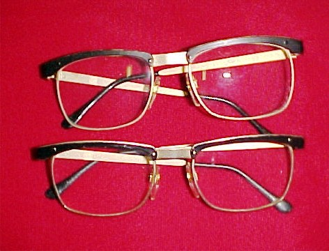 G-MEN FROM HELL: Mike Mattress Eye Glasses  1