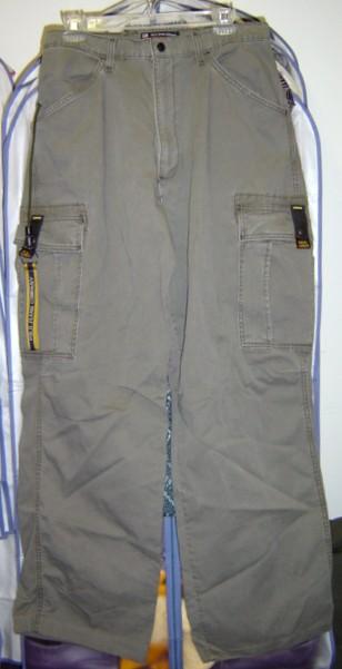 HOW HIGH: Ivory's Pants