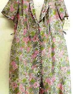 DEUCES WILD: Esther's Dress & Slip  1