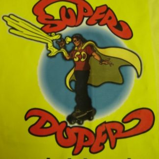 GRIND:  SUPER DUPER SKATEBOARDS T-SHIRT   1