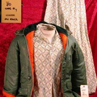 WHITE OLEANDER: Davey's Coat & P.J.'s