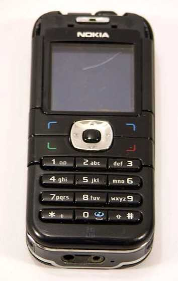 SHOOTER: Memphis (Michael Pena) Cell Phone