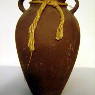 SCORPION KING: Large Brown Vase  1