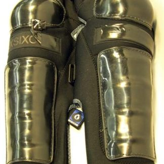 SPY KIDS 3D: Black Knee & Shin Guards
