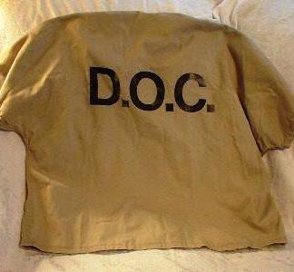EXTREME PREJUDICE: D.O.C. Shirt