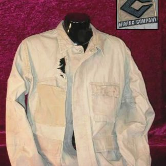 THE RUNDOWN: Mining Company Guard Shirt  1