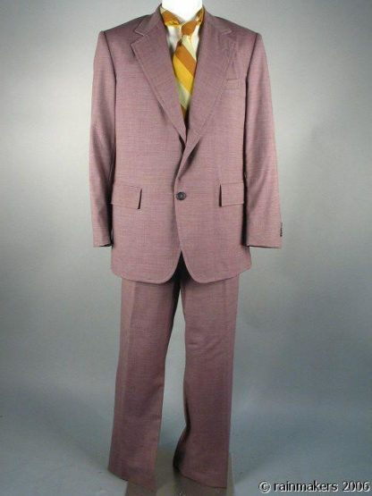 ZOOM: Dr. Grant (Chevy Chase) Suit With Shirt