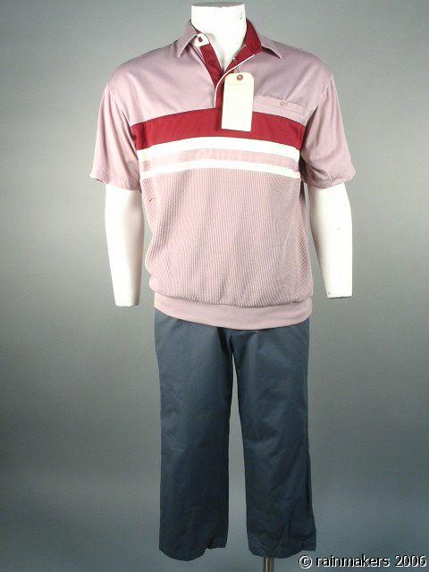HOOT: Curly (Tim Blake Nelson) Shirt & Pants 1