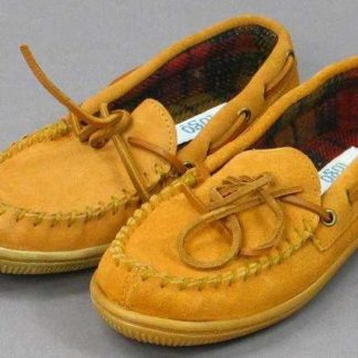 ARE WE THERE YET?: Kevin's Togo Moccasins  1