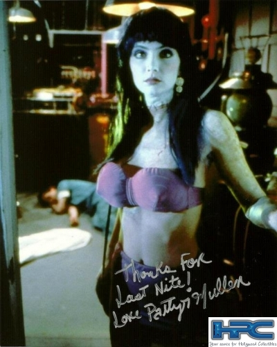 Patty Mullen signed Frankenhooker Pcture 2